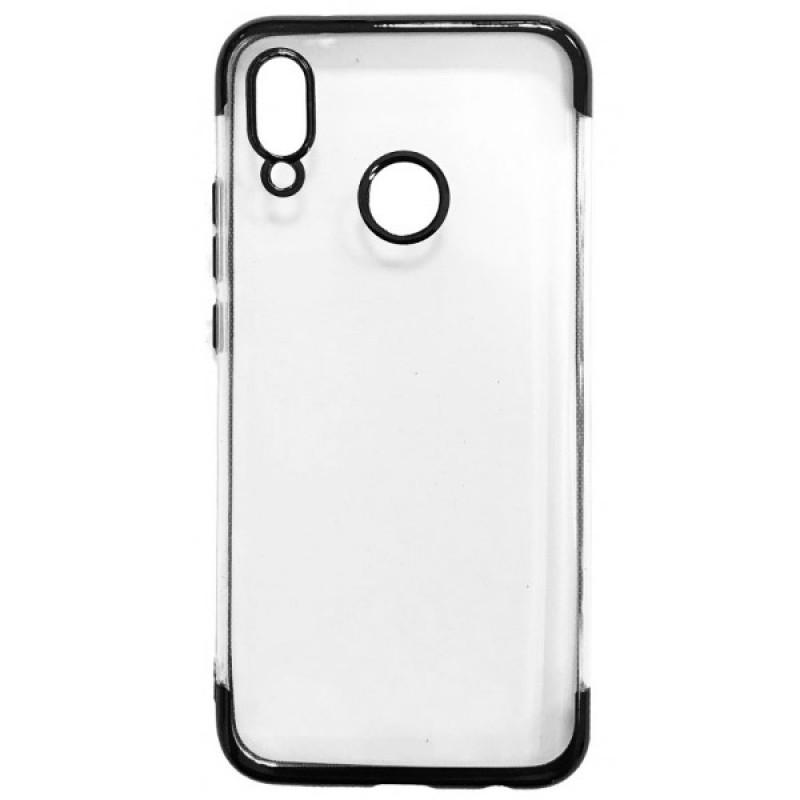 Husa Huawei Y6 2019 TPU Elegance, Black - TemperedGlass.ro