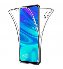 Husa Huawei Y6 2019 TPU Full Cover 360 (fata+spate), Transparenta