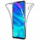 Husa Huawei Y7 2019 TPU Full Cover 360 (fata+spate), Transparenta