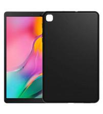 Husa iPad 10.2 2019/2020 Slim TPU, Black