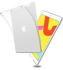 Husa iPad 10.2 (2019) Slim TPU, Transparenta