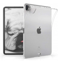 Husa iPad Pro 11 2020 Slim TPU, Transparenta