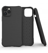 Husa iPhone 11 Pro Max Soft TPU, Black