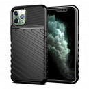 Husa iPhone 11 Pro Max Thunder Rugged TPU, Black
