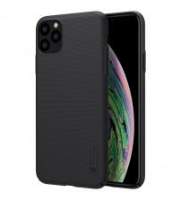 Husa iPhone 11 Pro Nillkin Super Frosted Shield, Black