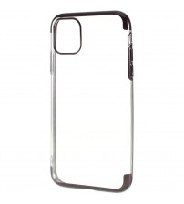 Husa iPhone 11 Pro TPU Elegance, Black