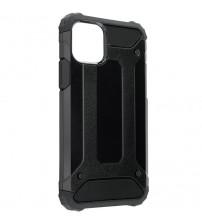 Husa iPhone 11 Rigida Hybrid Shield, Black