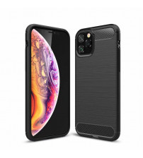 Husa iPhone 11 Pro Max Slim Armor TPU, Black