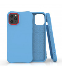 Husa iPhone 12 / 12 Pro Soft TPU, Blue