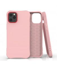 Husa iPhone 12 / 12 Pro Soft TPU, Pink