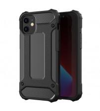 Husa iPhone 12 mini Rigida Hybrid Shield, Black
