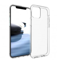 Husa iPhone 12 Pro Max Slim TPU, Transparenta