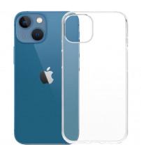 Husa iPhone 13 mini Slim TPU, Transparenta