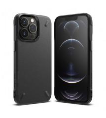 Husa iPhone 13 Pro Max originala RINGKE Onyx, Black
