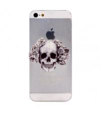 Husa iPhone 5 / 5S,  Skull