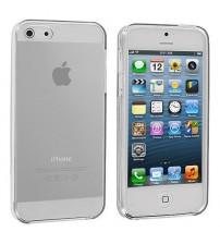 Husa iPhone 5 / 5S Slim TPU, Transparenta