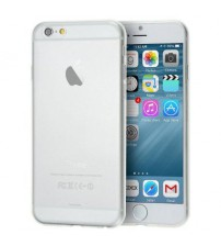 Husa iPhone 6 Plus Slim TPU, Transparenta