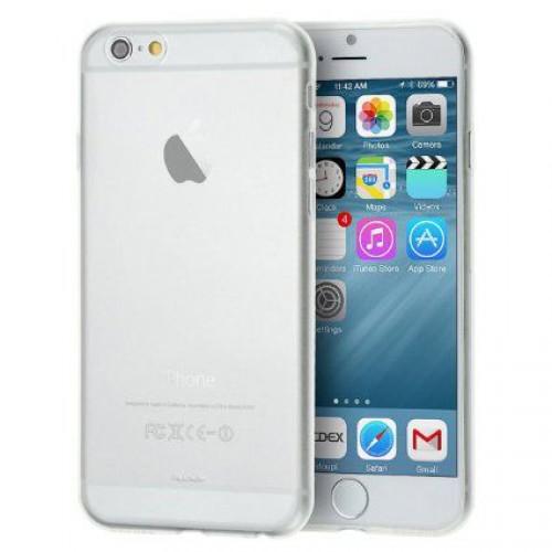 Husa iPhone 6 Plus transparenta, Huse iPhone - TemperedGlass.ro