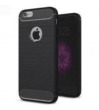 Husa iPhone 6S Slim Armor TPU, Black