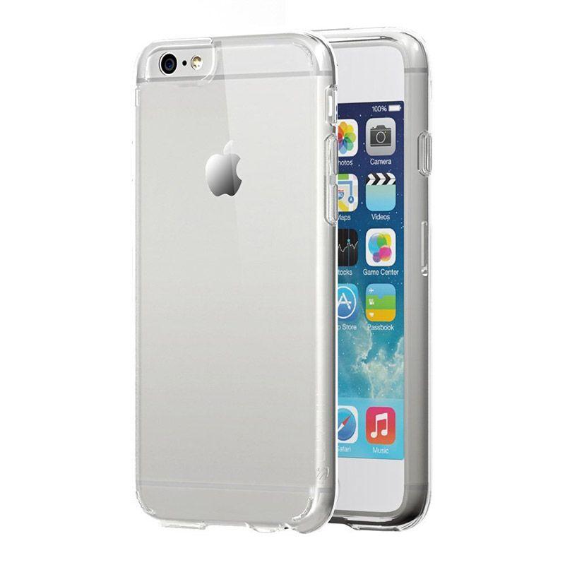 Husa iPhone 6 transparenta, Huse iPhone - TemperedGlass.ro