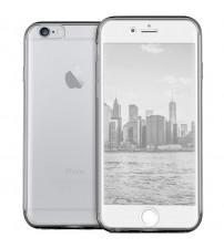 Husa iPhone 6S TPU Full Cover 360 (fata+spate), Transparenta