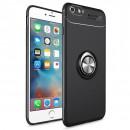 Husa iPhone 7 Magnet Round Ring, Black