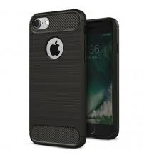 Husa iPhone 7 Slim Armor TPU, Black