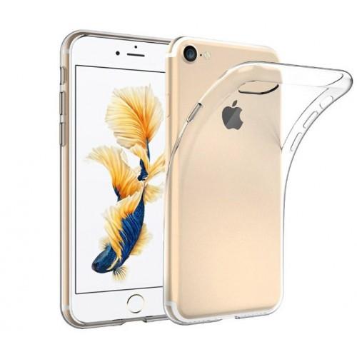 Husa iPhone 7 transparenta, Huse iPhone - TemperedGlass.ro
