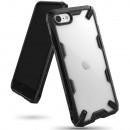 Husa iPhone 8 originala RINGKE Fusion X, Black