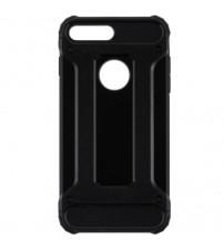 Husa iPhone 8 Rigida Hybrid Shield, Black