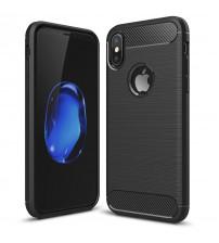 Husa iPhone X Slim Armor TPU, Black