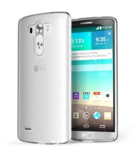 Husa LG G3 Stylus Slim TPU, Transparenta