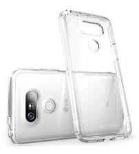 Husa LG G5 Slim TPU, Transparenta