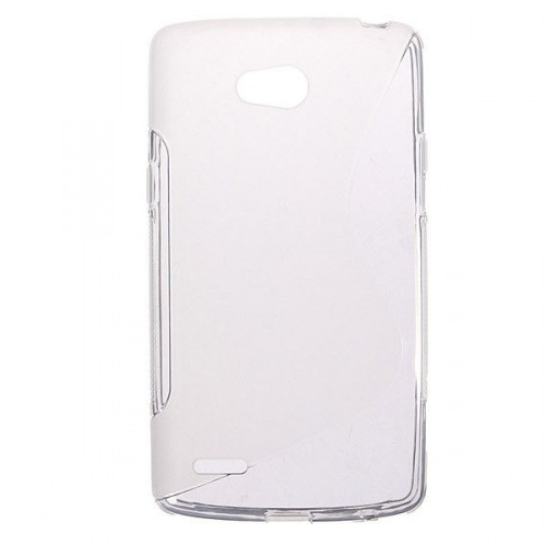 Husa LG L80 Dual transparenta, Huse LG - TemperedGlass.ro