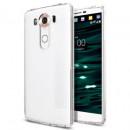 Husa LG V10 Slim TPU, Transparenta