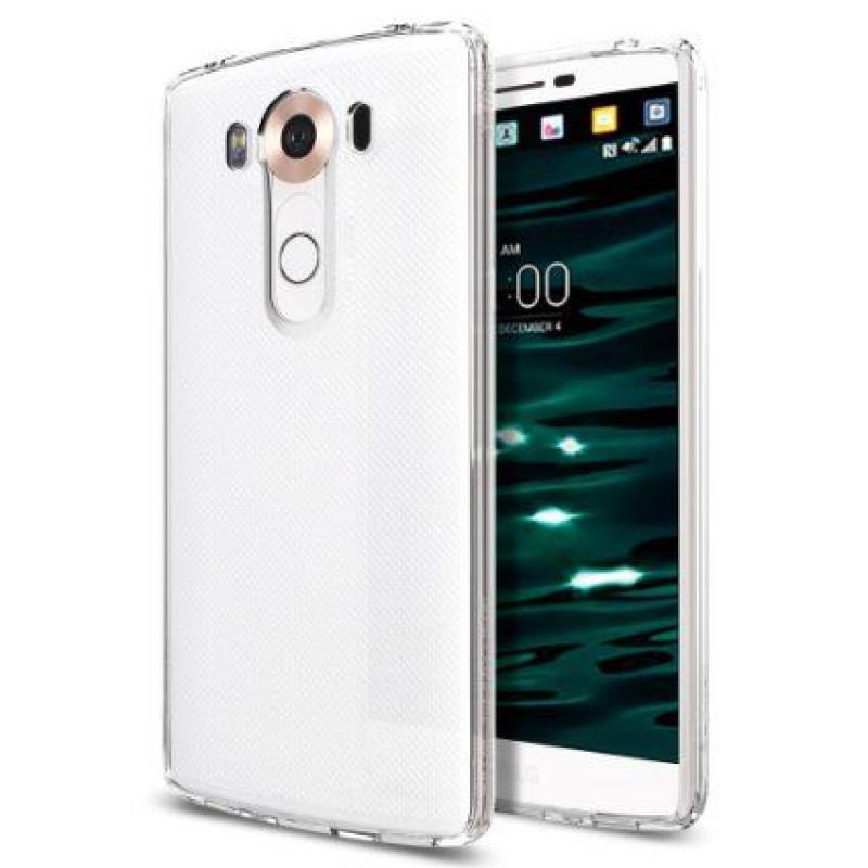 Husa LG V10 transparenta, Huse LG - TemperedGlass.ro