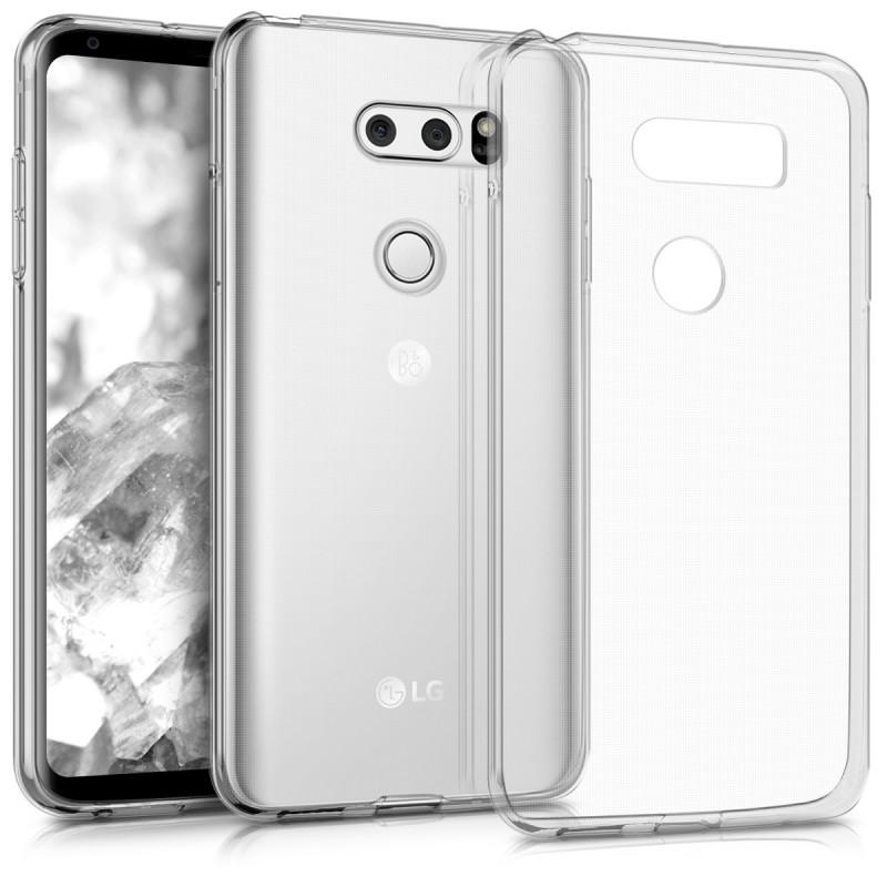 Husa LG V30 transparenta, Huse LG - TemperedGlass.ro