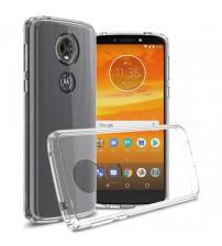 Husa Motorola Moto G6 Play Slim TPU, Transparenta