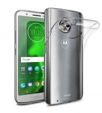 Husa Motorola Moto G6 Slim TPU, Transparenta