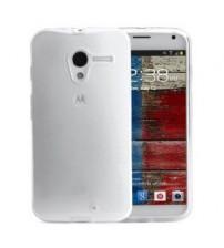 Husa Motorola Moto X (1st. gen) Slim TPU, Transparenta