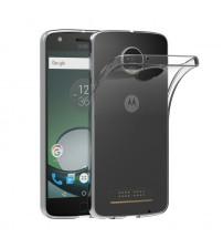 Husa Motorola Moto Z Slim TPU, Transparenta