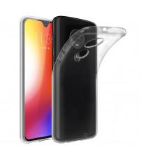 Husa Motorola One Vision Slim TPU, Transparenta