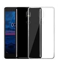 Husa Nokia 7 Plus Slim TPU, Transparenta