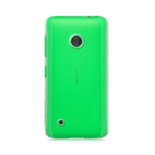 Husa Nokia Lumia 530 transparenta, Huse Nokia - TemperedGlass.ro