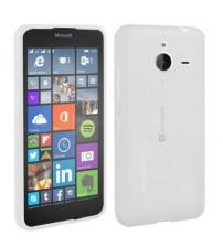 Husa Nokia Lumia 640XL Slim TPU, Transparenta