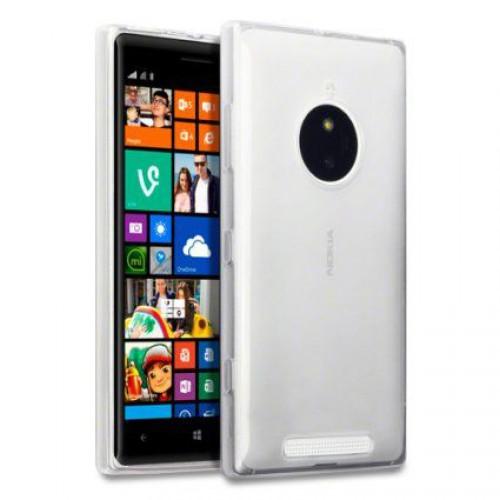 Husa Nokia Lumia 830 transparenta, Huse Nokia - TemperedGlass.ro