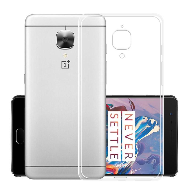 Husa OnePlus 3 / 3T transparenta, Huse OnePlus - TemperedGlass.ro