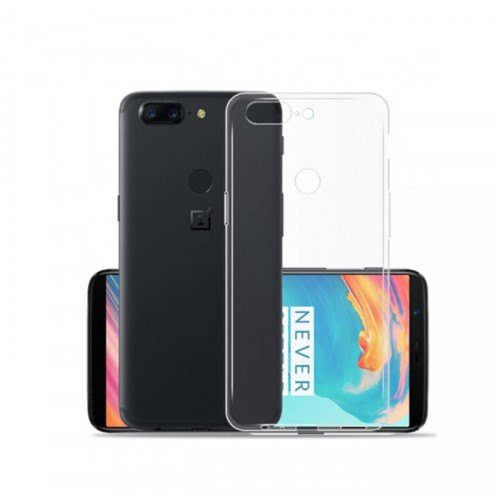 Husa OnePlus 5T transparenta, Huse OnePlus - TemperedGlass.ro