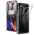 Husa OnePlus 6T Slim TPU, Transparenta
