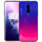 Husa OnePlus 7 Pro Gradient Glass, Blue-Purple